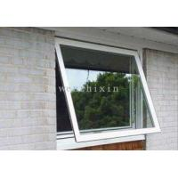 Buy cheap 1.6mm profile thickness white aluminum awning windows for commercial building from Wholesalers