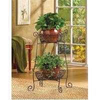 Buy cheap WIRE BASKET PLANT STAND from Wholesalers