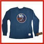 Buy cheap Retro Brand New York NY Islanders Long Sleeve T-Shirt M from wholesalers