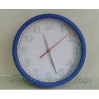 China Analog Quartz Wall Clock With Doorbell Function on sale