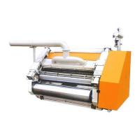 Buy cheap DWZ series of one-sided corrugated board production line from wholesalers