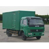 Buy cheap 6x4 Van truck 4 ton van truck from Wholesalers