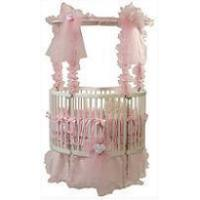 Buy cheap Baby Dear Heart Shaped Crib #92-1 HT from Wholesalers