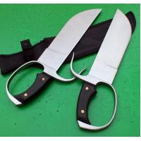 Buy cheap Wing Chun Bart Cham Dao, Chinese Kungfu Training Butterfly Knives( 2pcs/set) from Wholesalers