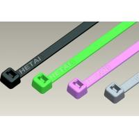 Buy cheap Self-locking Cable Ties  Material: Nylon 66, 94V-2 certificated by UL. from Wholesalers