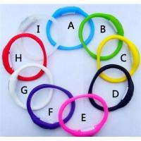 Quality High grade silicone watch with tube and kinds of colors in stock wholesale