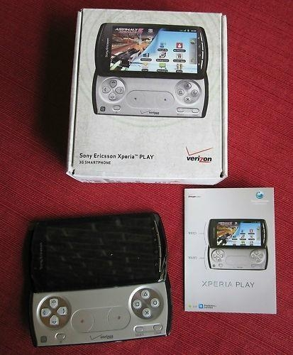 Quality COPY Sony Ericsson XPERIA Play Smartphone R800x Verizon for sale