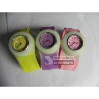 Free dropshipping Power Balance Silicone Watch with Retail box