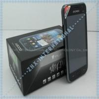Buy cheap A9000 4inch Capacitive touch screen Google Android 2.2 WiFi TV GPS Mobile Phone from wholesalers