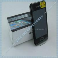 Buy cheap Lastest China copy iphone 4 sciphone single sim wifi app itunes mobile phone from Wholesalers
