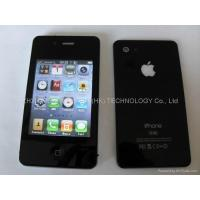 "Buy cheap IPhone 4 i68 4g iphone4 3.2"" WIFI JAVA Dual SIM Quad band copy unlocked phone from Wholesalers"