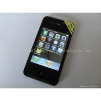 Buy cheap F8 iPhone china 4 JAVA copy 100% Dual sim quad-band no tv&wifi mobile phones from Wholesalers