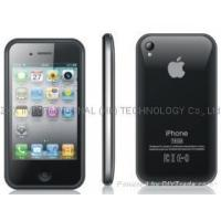 Buy cheap China iphone 5 Dual sim card tv wifi 3.5inch gsm unlocked cells mobile phones from Wholesalers