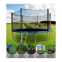 Buy cheap 15' trampoline with safety net from Wholesalers