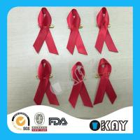 Quality Red Breast Cancer Awareness Ribbon wholesale