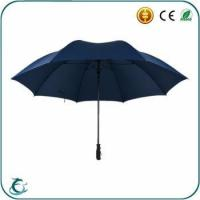 Buy cheap Popular brand fashion advertising windproof golf umbrella for promotion from Wholesalers