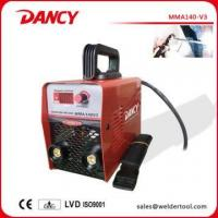 Buy cheap Welding machine family or small repair shop use MMA140 pocket size IGBT welder from Wholesalers