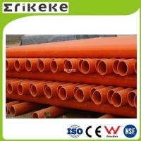 Buy cheap PVC pipe and fittings Low price colored electrical pvc pipe sizes from Wholesalers