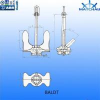 Buy cheap Anchor & Chains Stockless anchors - Baldt from Wholesalers