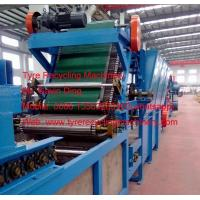 Buy cheap Rubber Sheet Cooling Machine/Rubber Batch off Cooler from Wholesalers