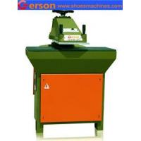 Buy cheap Nappa leather die cutting machine from wholesalers