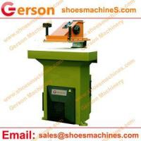 Buy cheap Leather pattern cutting machine from wholesalers