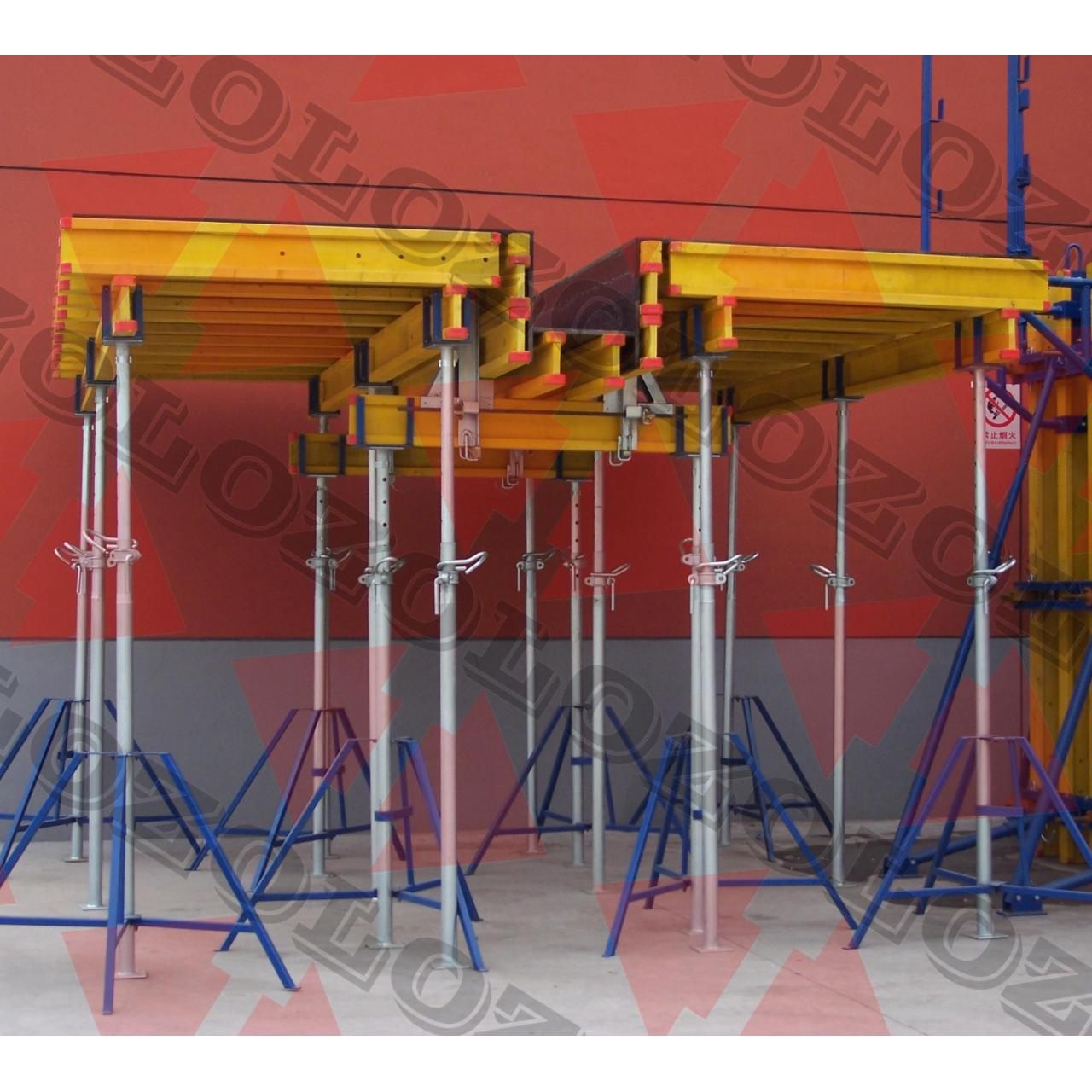 Buy cheap Flex Slab formwork system from Wholesalers