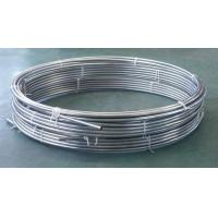 Buy cheap Stainless Steel Seamless Pipe Stainless Steel Coil Tube from Wholesalers