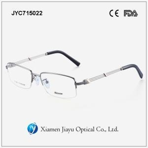 Quality Metal Spectacle Eyeglass Frames for sale