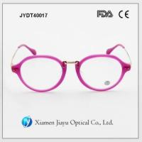 Buy cheap Women Acetate Glasses Frames from Wholesalers