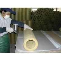 ROCK WOOL PIPES