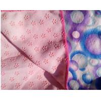 Buy cheap Fancy Yarn Yoga Towels(PVC NUBS) from Wholesalers