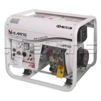 Buy cheap 2KW hand start, single phase, white frame from Wholesalers