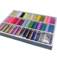 Buy cheap 39colours Spun Polyester Sewing Thread Kit from Wholesalers