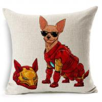 Buy cheap Avengers Style Pet Cushion Cover from Wholesalers