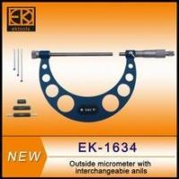 Buy cheap painted frame outside micrometer from Wholesalers