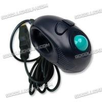 Buy cheap Ymous HS-1 Mini 3G Handle Wired Air Mouse Ball Line Tracking Mouse from wholesalers