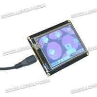 Buy cheap Pcduino Robopeak Mini USB PC Displayer 2.8inch Resistance Touch Screen from wholesalers