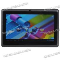 "Buy cheap Black Dual Cameras 7"" Android 4.0 Tablet PC Wi-Fi 3G 4GB 512MB Capacitive screen from Wholesalers"
