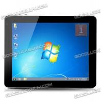 Buy cheap F888 9.7 inch IPS Screen Win 7 Tablet PC Atom N2600 Dual OS Core 1.66GHz 3G Bluetooth 2GB/32GB from Wholesalers