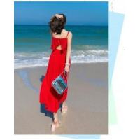 Buy cheap Hot Women's Open Back Wide Legs Chiffon Holiday Jumpsuit Overall Pants from Wholesalers