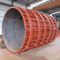 Tunnel Circular Column Formworks for Building Construction