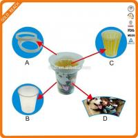 Buy cheap Beverage cup cooler, ice cup for beer from Wholesalers