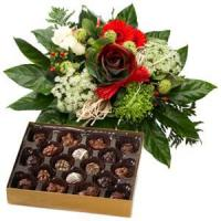 Buy cheap Holiday Greetings Bouquet And Chocolate.NO.49 Beijing gift from Wholesalers