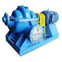 Buy cheap S、SH Single stage double suction centrifugal water pump from Wholesalers