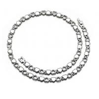 Buy cheap Necklace Titanium Necklace - Heart Shape from Wholesalers