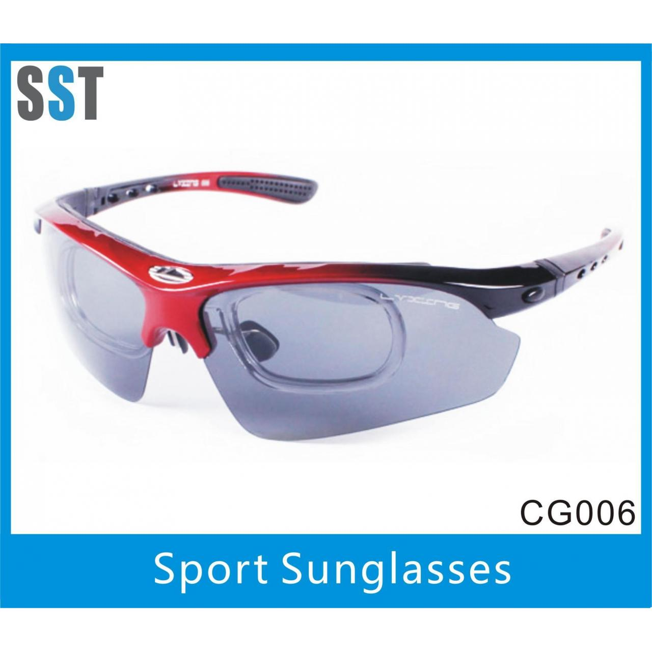 Buy cheap Cycle Glasses/ Cheap Hot Sale Sport Eyewear UV400 from wholesalers