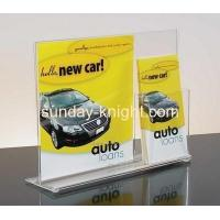 Buy cheap Acrylic poster holder BHK-004 from wholesalers