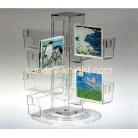 Buy cheap Acrylic brochure holders BHK-003 from Wholesalers