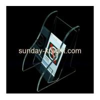 Buy cheap Acrylic display holder for poster BHK-012 from wholesalers